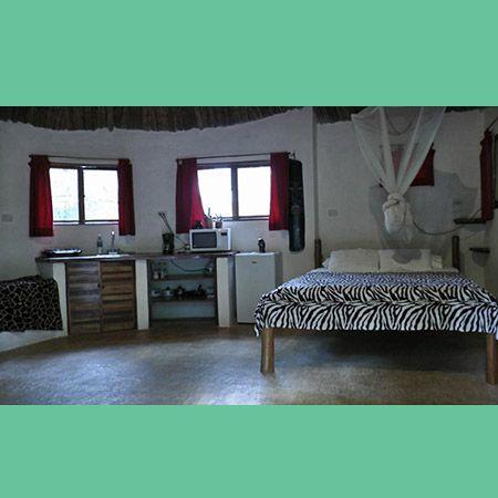 Cabina Africa bedroom