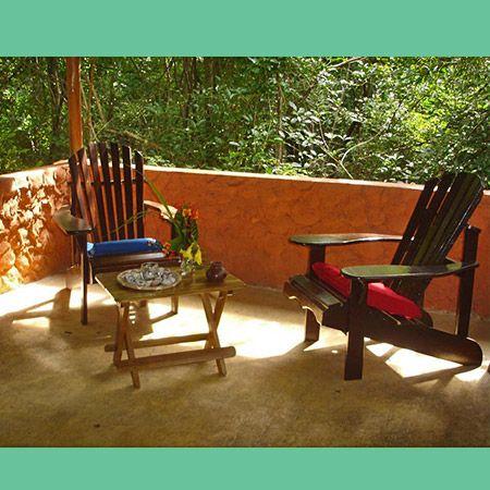 Cabina Africa terrace