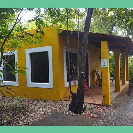 Mexican Cabina outside view