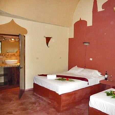 Cabina Persia bedroom