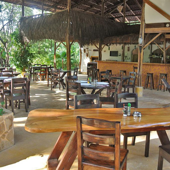 Dining in the Jungle